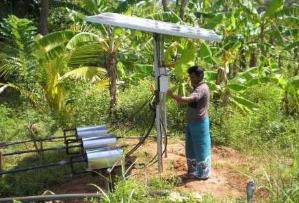 Solar Powered Drip Irrigation Battle For Solar Energy