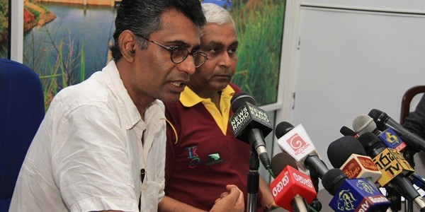 Minister Ranawaka accuses Indian media of attempting to create tension in the region