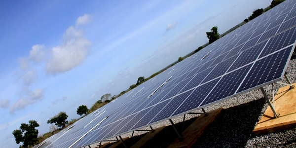 First Solar Power park adds power to the National Grid