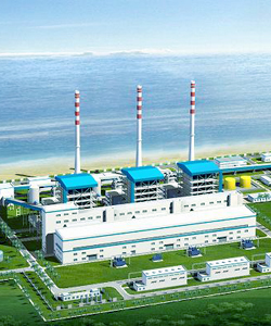 300 MW capacity inaugural Coal Power Plant to be commissioned by President next month.