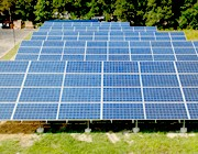 Solar Power to be added to National Grid by April.