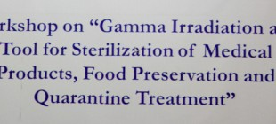 """""""Gamma Radiation Technology to be used in Industrial and agricultural sector"""""""