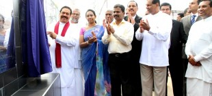 Uthuru Janani power plant in Jaffna inaugurated by president
