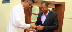Assistance of Sri Lanka for the expansion of renewable energy in Seychelles