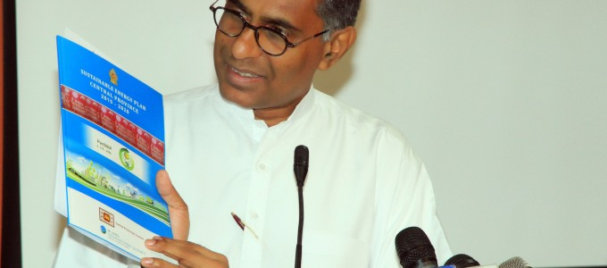 Ceylon Electricity Board was able to maintain itself independently at the first six months of this year without getting money from the government treasury