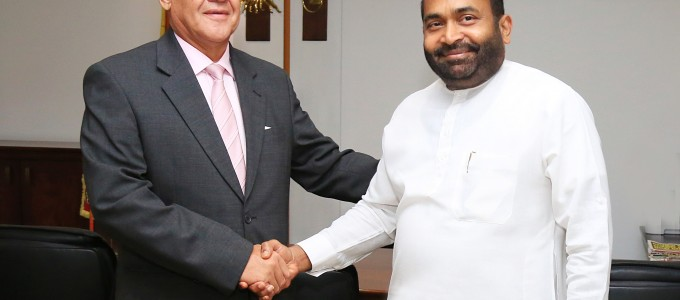 Assistance from South Africa to fulfill coal requirements in Sri Lanka