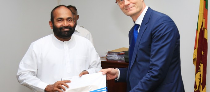 Assistance by Finland towards the development of renewable energy sector….