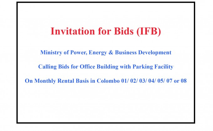 Invitation For Bids (IFB)