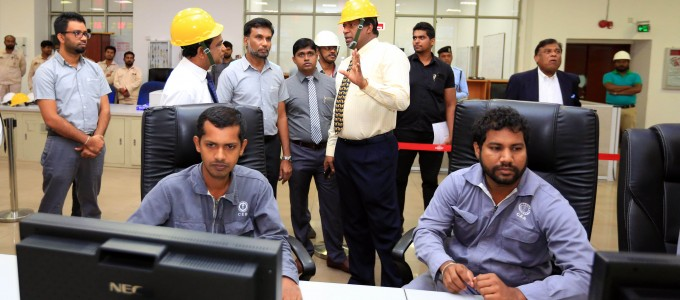 """""""Norochcholai  Power Plant is Functioning Again, No  more Power Cuts…."""""""
