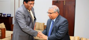 """""""Interest  and Commitment of the Minister In-Charge towards the Self Sufficiency in Power and Energy of Sri Lanka is Commendable………….."""""""